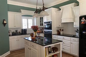 Kitchen projects by Advanced Carpet & Interiors in Waco, Texas