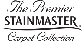 Premier Stainmaster Carpet Collection logo.